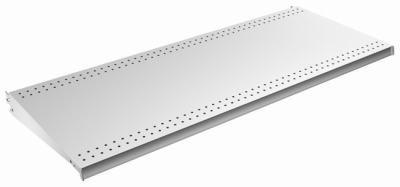 Lozier Store Fixtures DL419N WHT 4 ft. Wide x 19 in. Deep Lozier Shelf44; White - Pack of 2 (Fixtures Store Lozier)