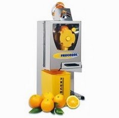 Frucosol F-Compact Automatic Orange Juicer by Frucosol