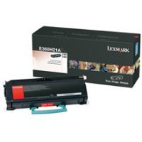 Lexmark E360H21A E360H21A High-Yield Toner, 9000 Page-Yield, Black by Lexmark by Lexmark