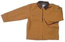 CONDOR 3WE40 Coat, Chore, Large