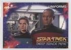 Uniforms (Trading Card) 1993 SkyBox Star Trek Deep Space Nine - [Base] #67 -