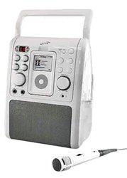 iLive iPod Karaoke System - IJ308W by DPI