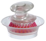 - Casabella Mini Brush Scrubber With Holder