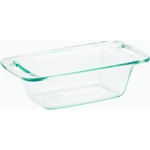 World Kitchen 1085799 Pyrex Easy Grab Loaf (Glass Loaf Dish)
