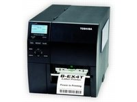 (Toshiba B-EX4T1 Direct Thermal/Thermal Transfer Printer - Monochrome - Desktop - Label Print)
