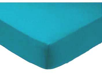 SheetWorld Youth Bed Sheet Sets   Teal Jersey Knit   Made In USA