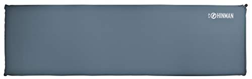 - Big Agnes Hinman -5 F Insulated Sleeping Pad, Blue, Wide Long