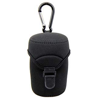 (ProMaster Neoprene Pouch Large for Compact Lenses)