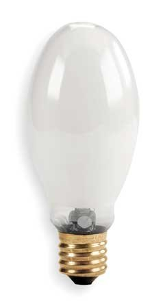 (GE LIGHTING 250W, ED28 Mercury Vapor HID Light Bulb)