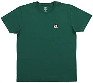 ドラえもん Tシャツ/ジャイ子 (ドラえもん) (グリーン) メンズ レディース (g100) (g107)