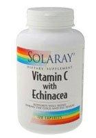 Витамин С С эхинацеи SOLARAY 120 Caps