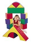 12 Piece Block Set by Children's Factory by Children's Factory