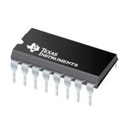 Texas Instruments SN74HC595 74HC595 74HC595N 8-Bit Shift Registers With 3-State Output Registers DIP16 50 Pack