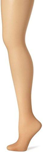 Butterfly Hosiery Women's Ladies Plus Size Queen Day Sheer Pantyhose Tights Stockings Suntan 4X