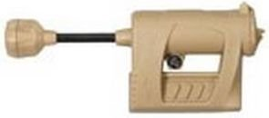 Princeton Tec Charge Pro MPLS 55 Lu. Headlamp, Tan, Red/White/IR LED Color