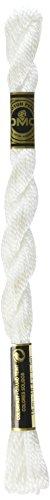 DMC 115 3-B5200 Pearl Cotton Thread, Snow White, Size 3