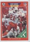 Barry Sanders Pro Football (Barry Sanders (Football Card) 1989 Pro Set - [Base] #494)