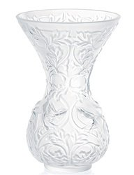 Lalique Arabesque Vase - 1250900 (Crystal Lalique Vase)
