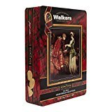 Walkers Shortbread Flora MacDonald Tin, Assorted Shortbread Cookies, 10.6 Ounces