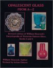 img - for Opalescent Glass from A to Z by William Heacock (2000-05-04) book / textbook / text book