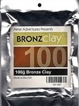 BRONZclay 100 Grams
