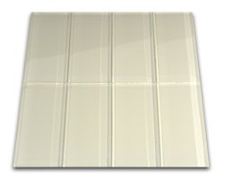 Cream Glass Subway Tile 3