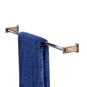 Ginger 3002/SN Frame Towel Bar, 18