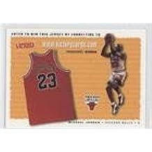 Michael Jordan (Basketball Card) 1999-00 Victory - Michael Jordan Jersey Sweepstakes Entry #NoN