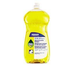 Dawn Professional 45113 Manual Pot & Pan Dish Detergent, Lemon, 38 oz Bottle (Case of 8)