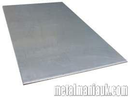Mild steel sheet 250mm x 1000mm x 2mm