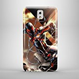 Spiderman for Samsung Galaxy Note 4 Hard Case Cover (sm13)