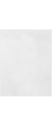 11 x 17 Cardstock - White Linen (1000 Qty.) by LUXPaper