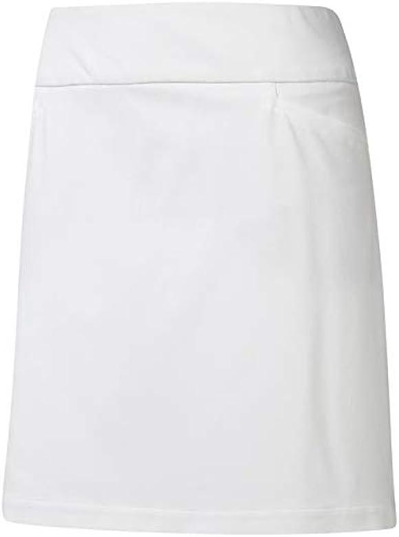 adidas Ultimate Adistar Skort Falda, Blanco (Blanco Dq2127), Small ...