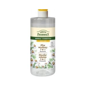 Green Pharmacy Micellar Solution 3 In 1 Chamomile 500Ml