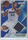 JaVale McGee (Basketball Card) 2014-15 Panini Prizm - Jerseys - Blue Mojo Prizms #47