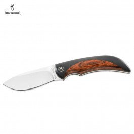 Browning Featherweight Fixed Semi - Blade Browning Knife Fixed
