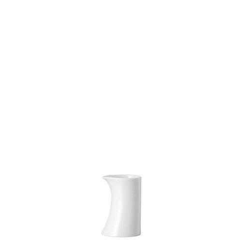 Rosenthal Free Spirit White Porcelain Creamer - Rosenthal Free Spirit White Porcelain