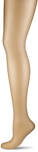 (Wolford Luxe Sheer Pantyhose, Medium, Sand)