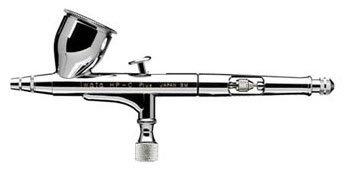 IWATA HP-C PLUS High Performance AIRBRUSH w/FREE HOSE!