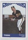 Scott Pyle (Baseball Card) 1983 TCMA Tacoma Tigers - [Base] #26