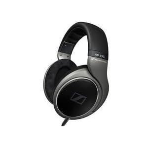 Sennheiser HD595 Dynamic High Grade Performance Premiere Headphones