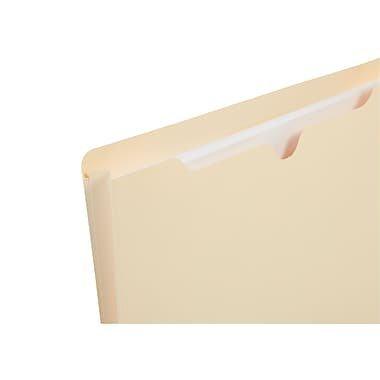 1InTheOffice Manila Expanding File Jacket, 1'', Letter,''50 Pack''