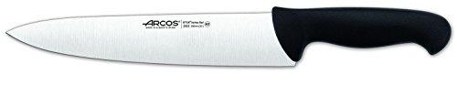 Arcos 2900 Range 10-Inch Chef Knife, Black by ARCOS