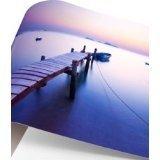 Carta fotografica adesiva inkjet 50 fogli A4 135gr e-dama
