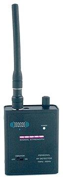 SpyGear-KJB DD2020 Personal RF Detector - KJB