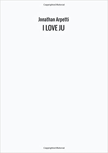 I Love Cuore Jonathan KIDS T-SHIRT