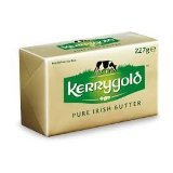Kerrygold Pure Irish Grass-fed Butter, 8 Oz (10 Pack)