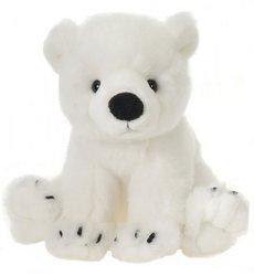 - Sitting Polar Bear 10