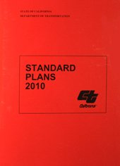 Caltrans Standard Plans 2010 af Caltrans