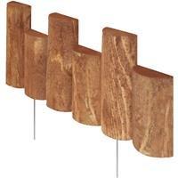 Log Fence - 2